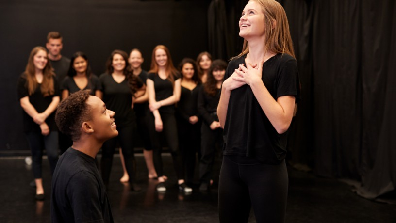 How Improv Can Help in Auditions